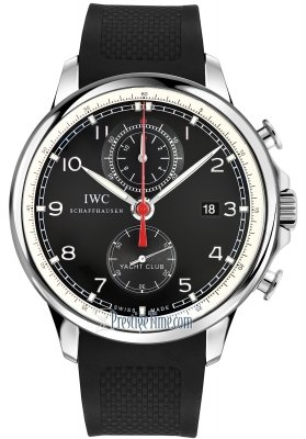 IWC Portuguese Yacht Club Chronograph 45.4mm IW390210