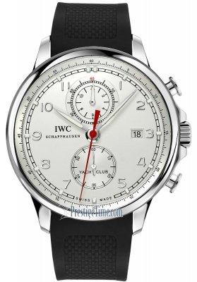IWC Portuguese Yacht Club Chronograph 45.4mm IW390211