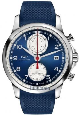 IWC Portugieser Yacht Club Chronograph 43.5mm IW390507