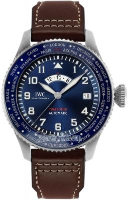 IWC Pilot's Watch Timezoner iw395503
