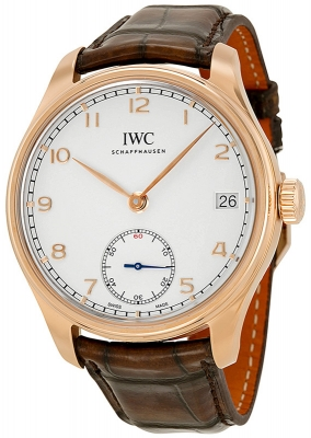 IWC Portuguese Hand Wound Eight Days IW510204