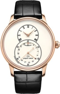Jaquet Droz Grande Seconde Quantieme 43mm j007033200