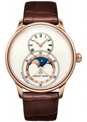 Jaquet Droz Grande Seconde Moon 43mm j007533200
