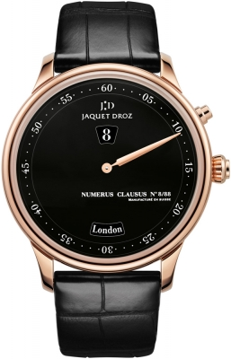 Jaquet Droz Astrale Twelve Cities 43mm j010133202