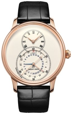 Jaquet Droz Grande Seconde Dual Time 43mm j016033200
