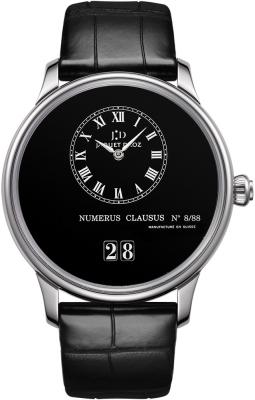 Jaquet Droz Petite Heure Minute Grande Date 43mm j016934216
