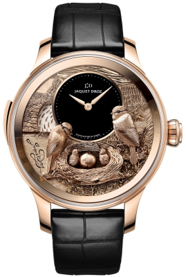Jaquet Droz Automata THE BIRD REPEATER J031033202