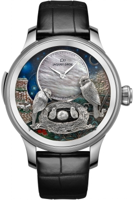 Jaquet Droz Les Ateliers d'Art Automata THE BIRD REPEATER J031034202