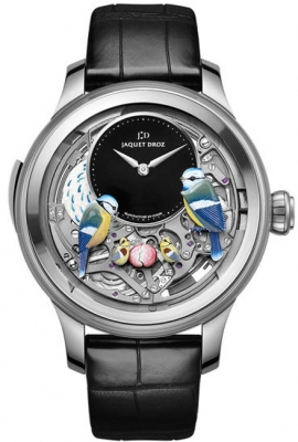 Jaquet Droz Les Ateliers d'Art Automata THE BIRD REPEATER J031034203