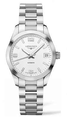 Longines Conquest Classic Automatic 34mm L2.385.4.76.6