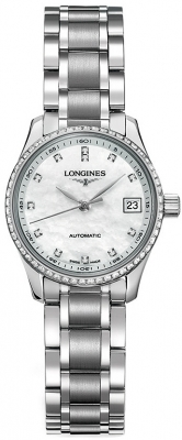Longines Master Automatic 25.5mm L2.128.0.87.6
