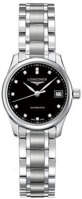 Longines Master Automatic 25.5mm L2.128.4.57.6