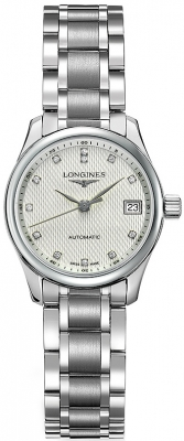 Longines Master Automatic 25.5mm L2.128.4.77.6