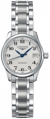 Longines Master Automatic 25.5mm L2.128.4.78.6