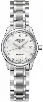 Longines Master Automatic 25.5mm L2.128.4.87.6