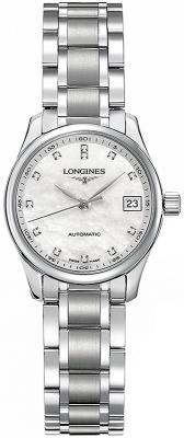 Longines Master Automatic 25.5mm L2.128.4.87.6