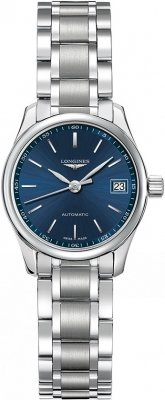 Longines Master Automatic 25.5mm L2.128.4.92.6