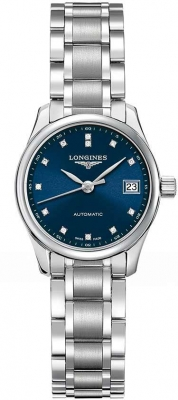 Longines Master Automatic 25.5mm L2.128.4.97.6