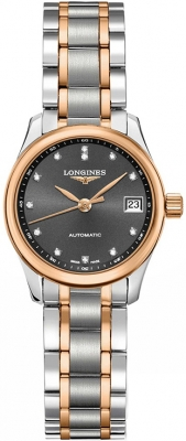 Longines Master Automatic 25.5mm L2.128.5.07.7