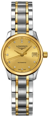 Longines Master Automatic 25.5mm L2.128.5.37.7