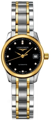 Longines Master Automatic 25.5mm L2.128.5.57.7