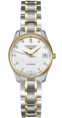 Longines Master Automatic 25.5mm L2.128.5.77.7