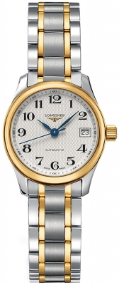 Longines Master Automatic 25.5mm L2.128.5.78.7