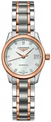 Longines Master Automatic 25.5mm L2.128.5.89.7
