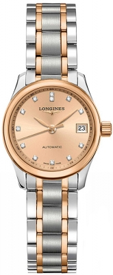 Longines Master Automatic 25.5mm L2.128.5.99.7