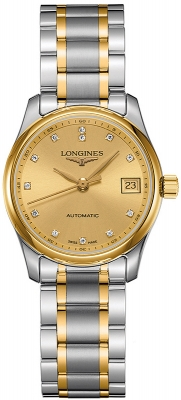 Longines Master Automatic 29mm L2.257.5.37.7