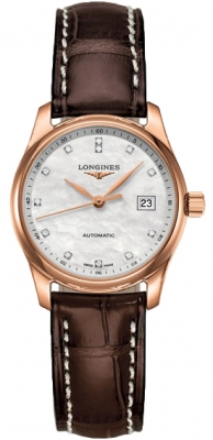 Longines Master Automatic 29mm L2.257.8.87.3