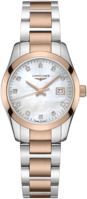Longines Conquest Classic Quartz 29.5mm L2.286.3.87.7