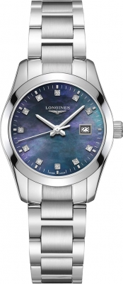 Longines Conquest Classic Quartz 29.5mm L2.286.4.88.6