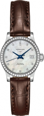 Longines Record 26mm L2.320.0.87.2