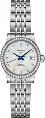 Longines Record 26mm L2.320.0.87.6