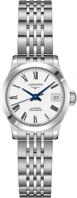 Longines Record 26mm L2.320.4.11.6