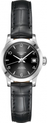 Longines Record 26mm L2.320.4.56.2