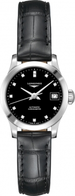 Longines Record 26mm L2.320.4.57.2