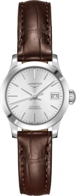 Longines Record 26mm L2.320.4.72.2