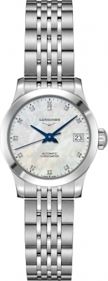 Longines Record 26mm L2.320.4.87.6