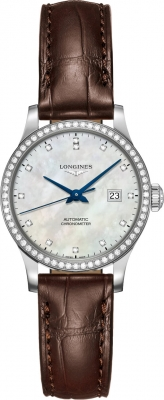 Longines Record 30mm L2.321.0.87.2
