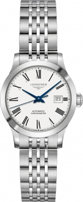 Longines Record 30mm L2.321.4.11.6