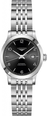 Longines Record 30mm L2.321.4.56.6