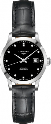 Longines Record 30mm L2.321.4.57.2