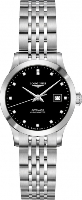 Longines Record 30mm L2.321.4.57.6