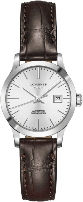 Longines Record 30mm L2.321.4.72.2