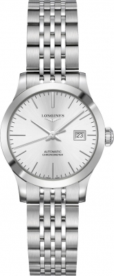 Longines Record 30mm L2.321.4.72.6
