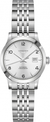 Longines Record 30mm L2.321.4.76.6