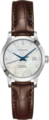 Longines Record 30mm L2.321.4.87.2