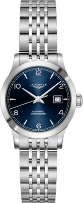 Longines Record 30mm L2.321.4.96.6